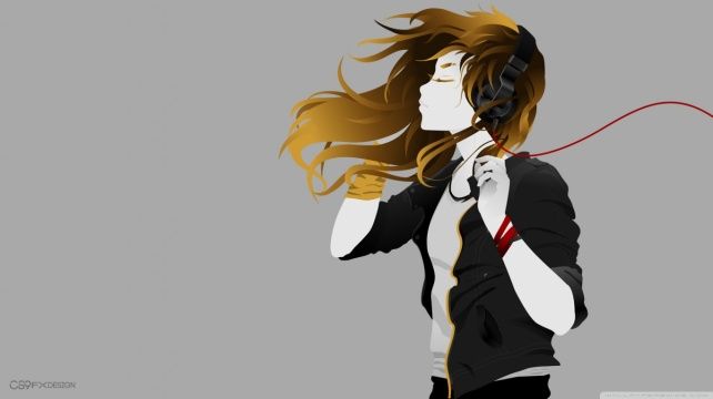 girl_with_headphone___by_cs9_fx_design-wallpaper-1366x768